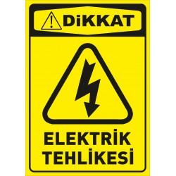 ELEKTRİK TEHLİKESİ A5 FOREKS