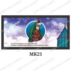 Resimli Makam Panosu - MK21